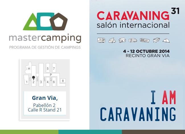 Visiti'ns en el Saló internacional Caravaning 2016